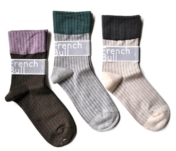 フレンチブルのAWコレクションの靴下が入荷しております_d0193211_1639429.jpg