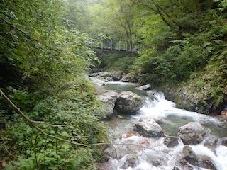 川浦散策沢歩き_c0359615_22383893.jpg
