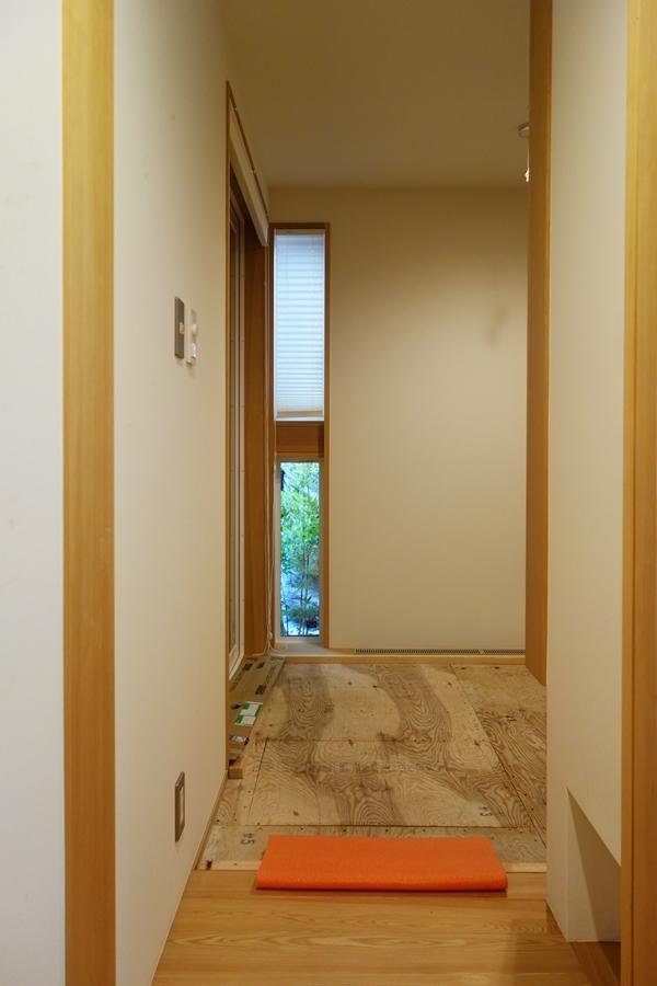 「荒川の家Ⅲ」植栽工事_b0142417_16291481.jpg