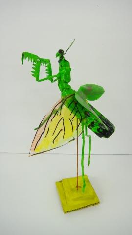 [2019年]夏休みワークショップ① 7/26昆虫・飾り物 作品展 _a0269923_23010426.jpg