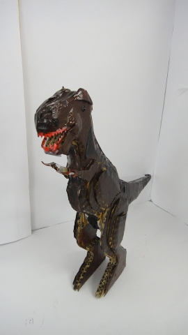 [2019年]夏休みワークショップ③ 8/23恐竜 作品展 _a0269923_23324960.jpg