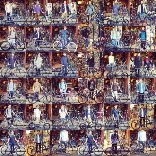 ライトウェイ特集☆バイシクルガール番外編☆今日のバイシクルボーイ☆ 自転車女子 自転車ガール クロスバイク ライトウェイ おしゃれ自転車 マリン ターン シェファード パスチャー スタイルス_b0212032_21013881.jpeg