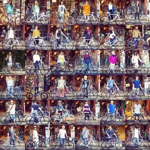 ライトウェイ特集☆バイシクルガール番外編☆今日のバイシクルボーイ☆ 自転車女子 自転車ガール クロスバイク ライトウェイ おしゃれ自転車 マリン ターン シェファード パスチャー スタイルス_b0212032_21022455.jpeg