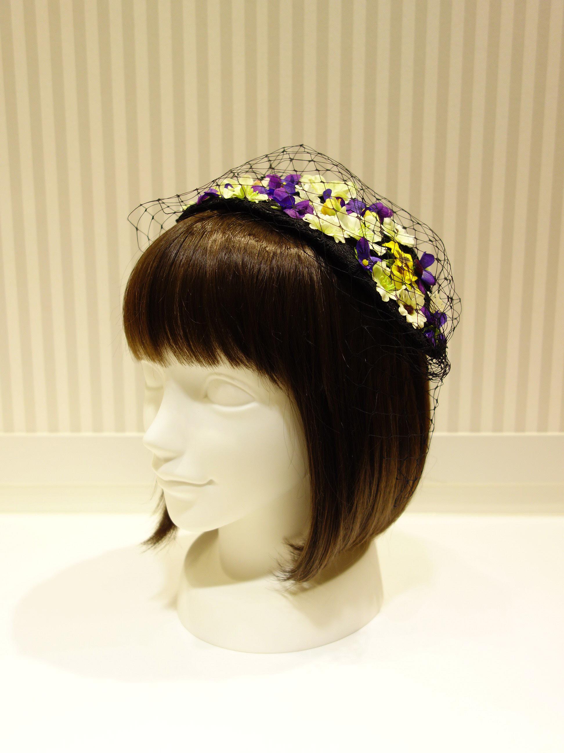 からす*花のヘッドドレス入荷♪_e0167832_16083137.jpg