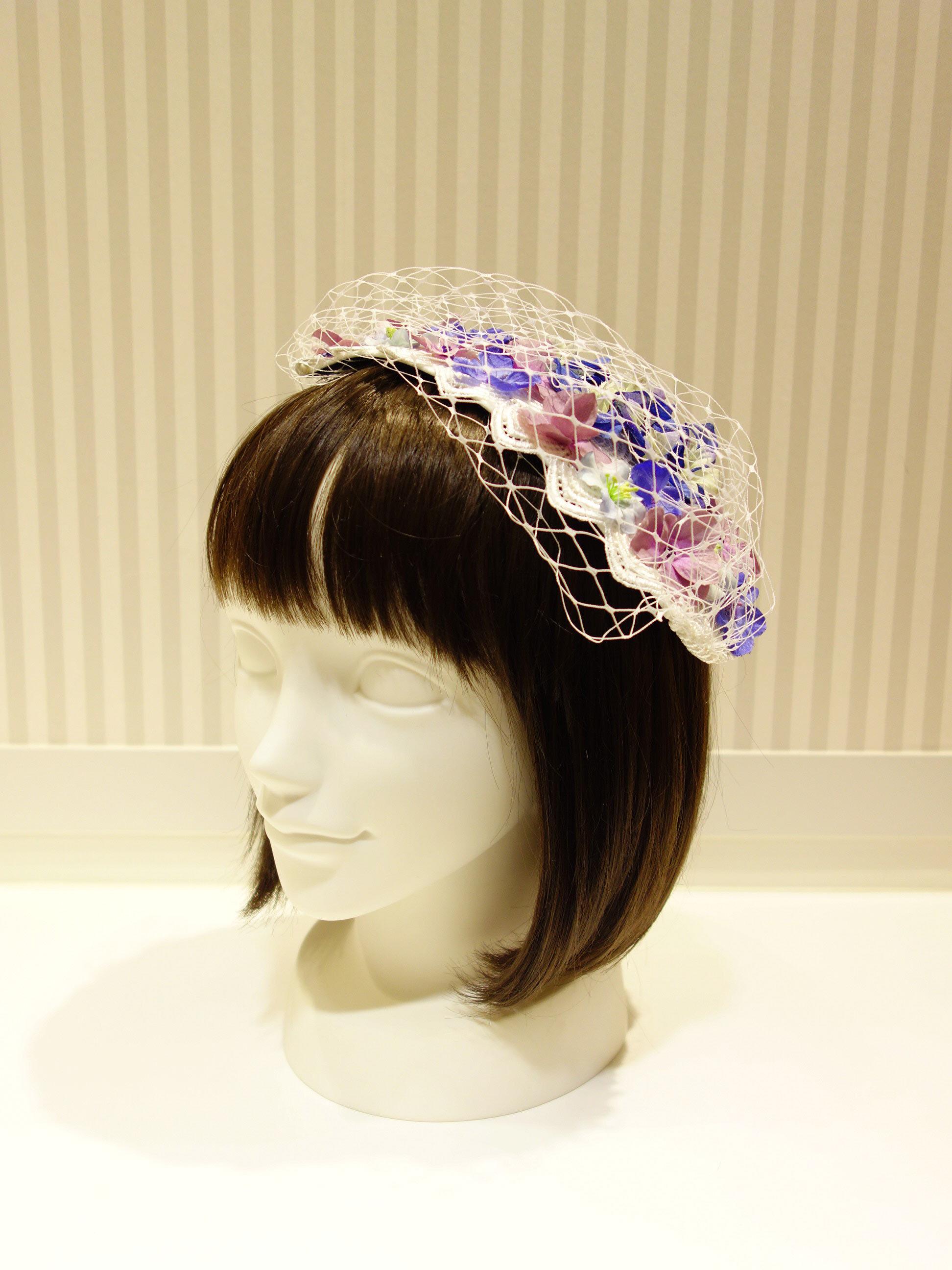 からす*花のヘッドドレス入荷♪_e0167832_16083206.jpg