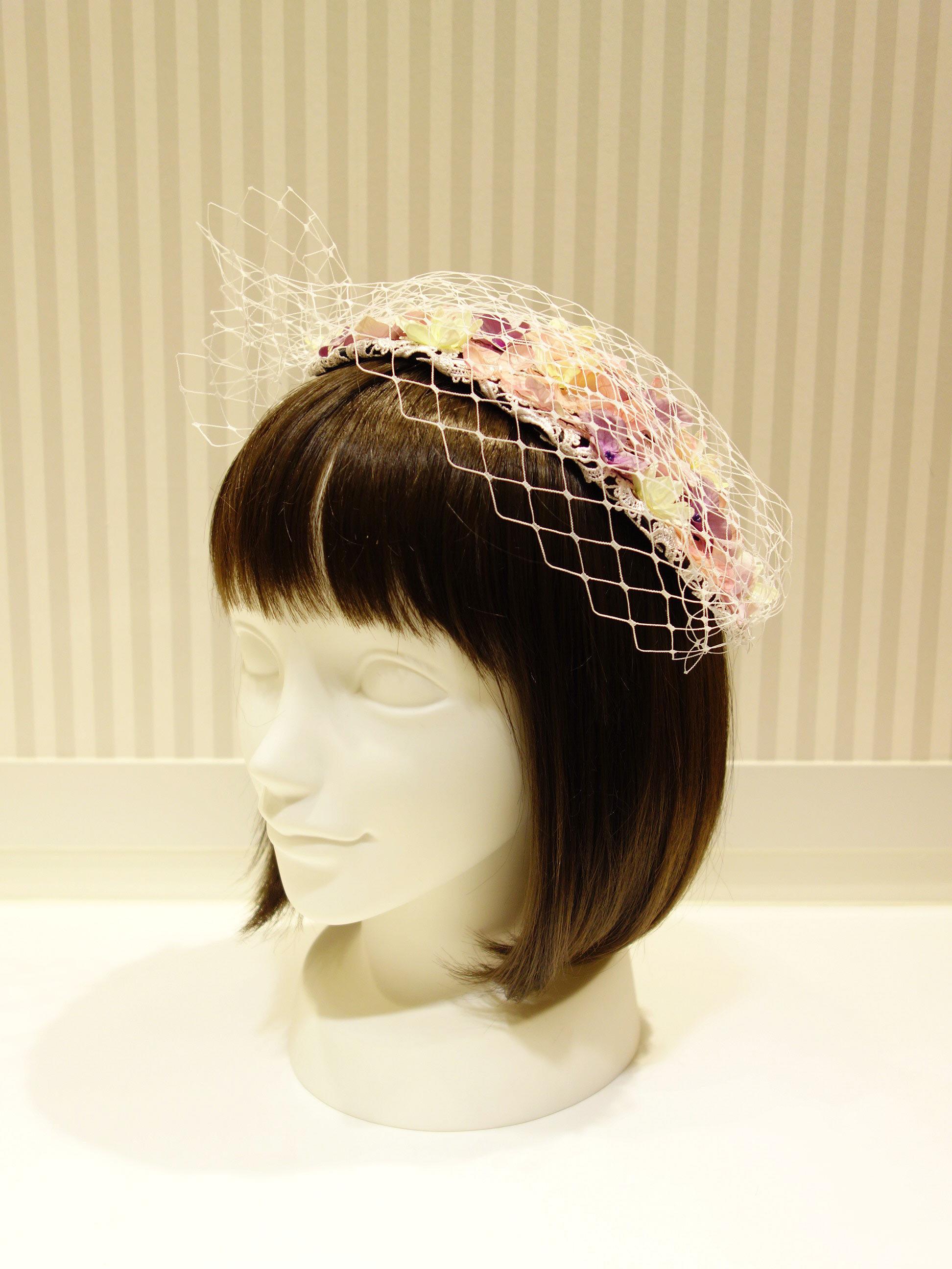 からす*花のヘッドドレス入荷♪_e0167832_16083298.jpg