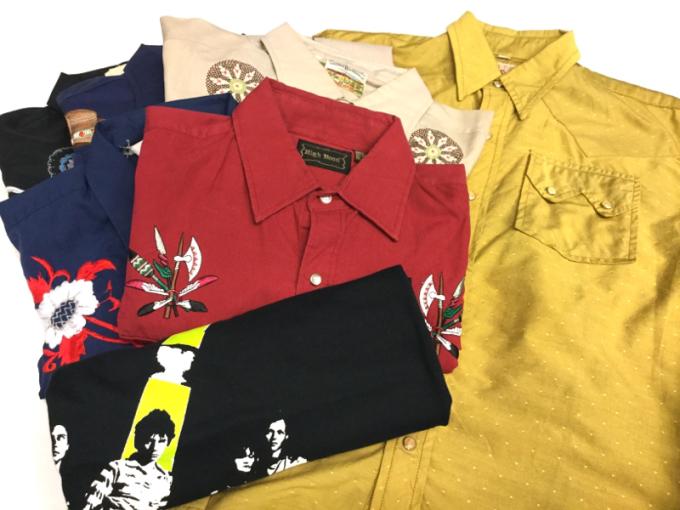 「 お勧めウェスタンシャツはLAパンク!! 」_c0078333_18205924.jpg