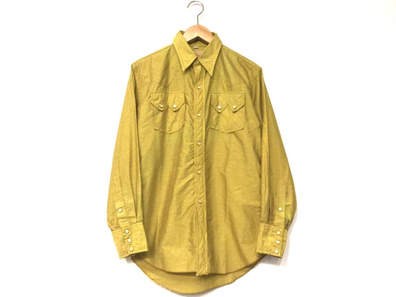 「 お勧めウェスタンシャツはLAパンク!! 」_c0078333_19264183.jpg