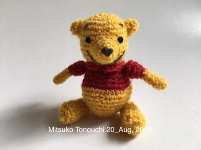 プーつながり・・・     Pooh..._b0029036_09491610.jpg