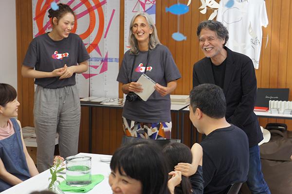 ヤナ・アンドレディスさんによる日本で初めてとなるワークショップ!_f0171840_12545794.jpg