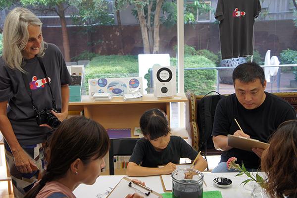 ヤナ・アンドレディスさんによる日本で初めてとなるワークショップ!_f0171840_13001331.jpg