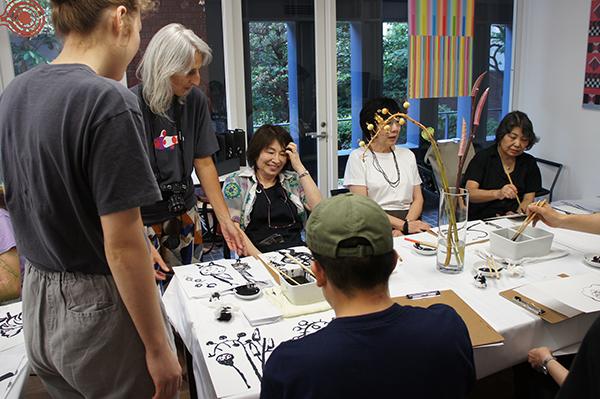 ヤナ・アンドレディスさんによる日本で初めてとなるワークショップ!_f0171840_13014423.jpg