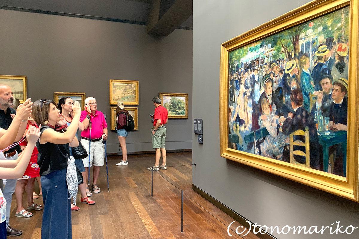 夏休みのオルセー美術館_c0024345_20280971.jpg