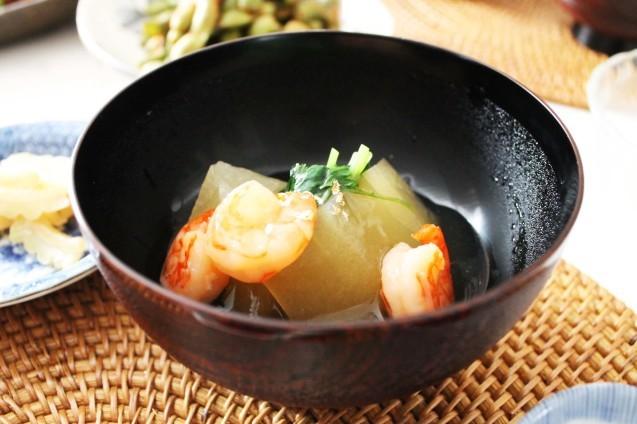 湯涌温泉朝市の野菜ごはん_d0377645_22461127.jpg