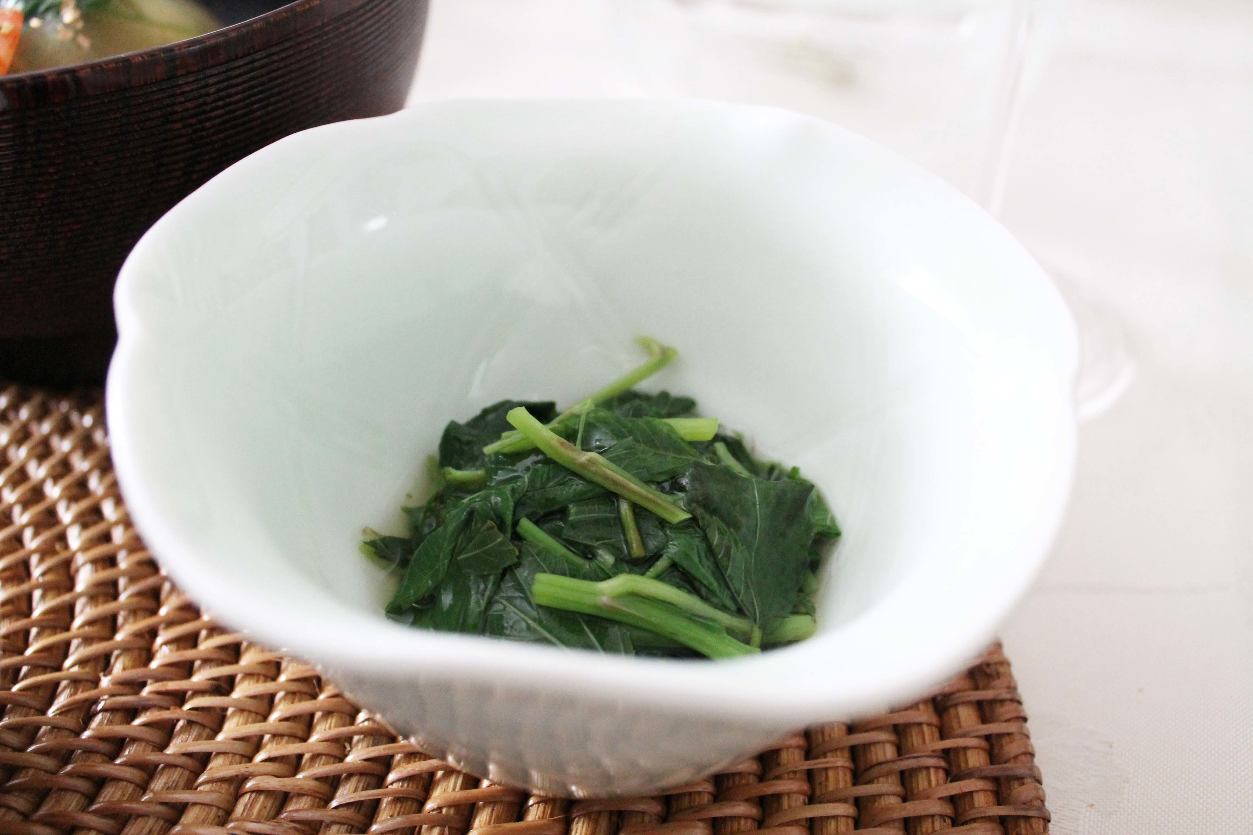 湯涌温泉朝市の野菜ごはん_d0377645_22464249.jpg