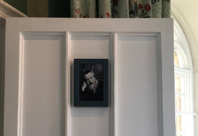 ウィリアムモリスの孔雀・V&A博物館の孔雀のタイルそして。_f0181251_18160771.jpg