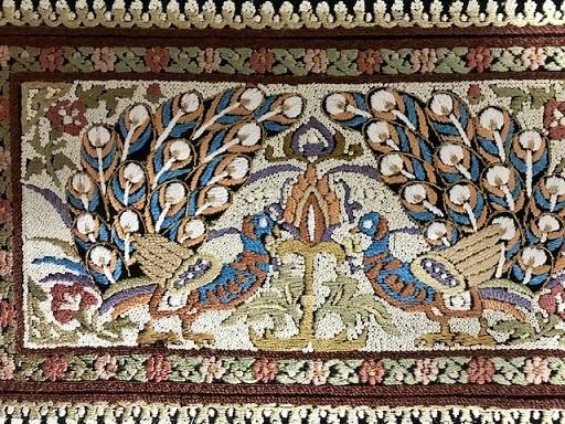 ウィリアムモリスの孔雀・V&A博物館の孔雀のタイルそして。_f0181251_18271679.jpg