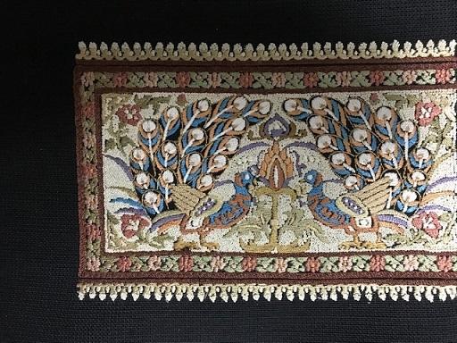 ウィリアムモリスの孔雀・V&A博物館の孔雀のタイルそして。_f0181251_18285482.jpg