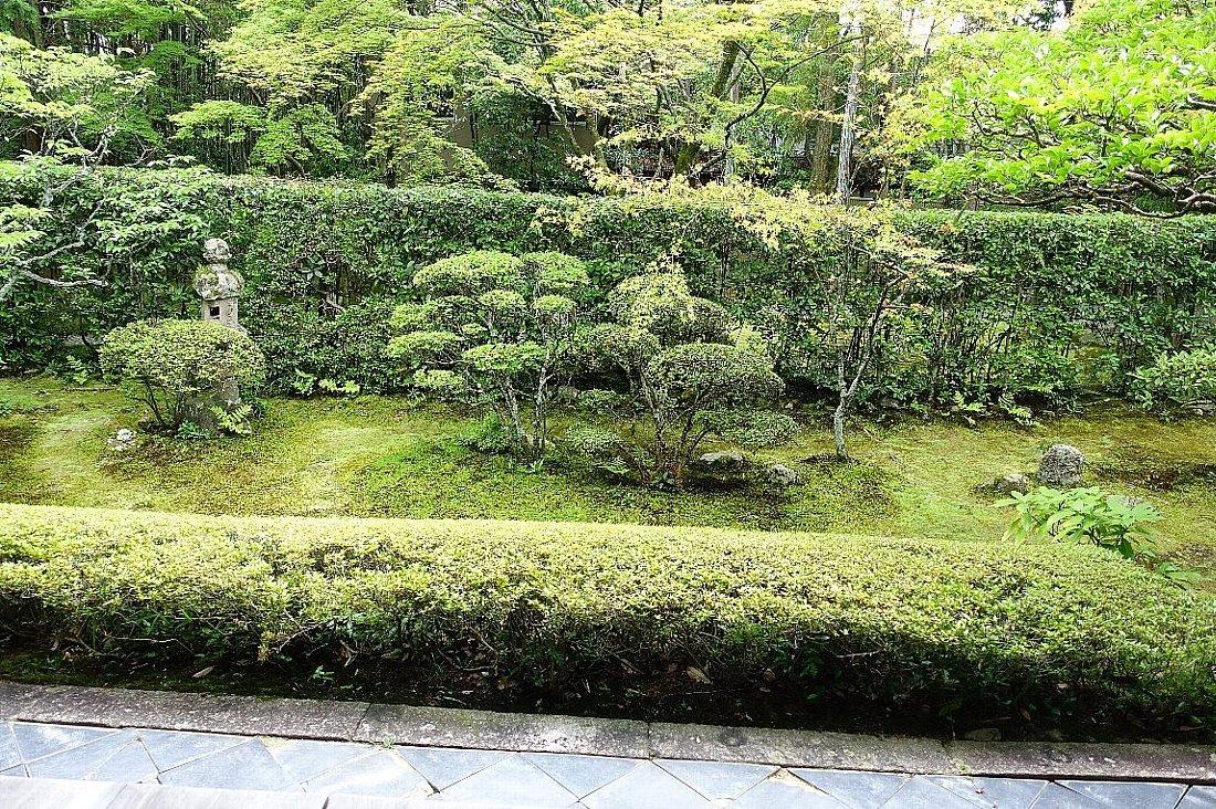 妙心寺 桂春院(その2)思惟の庭と真如の庭_c0112559_08190177.jpg