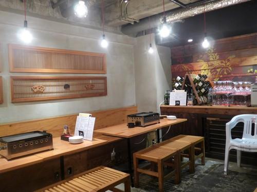 大阪・東梅田「曾根崎鉄板食堂はなたれ」へ行く。_f0232060_20265496.jpg