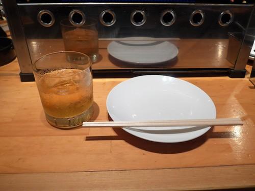 大阪・東梅田「曾根崎鉄板食堂はなたれ」へ行く。_f0232060_20321055.jpg