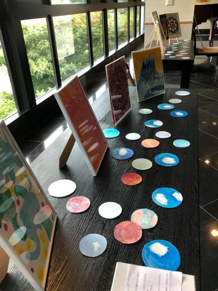 tamaco maekawa 小さな作品展、はじまりました!!!!_c0195362_20480622.jpeg