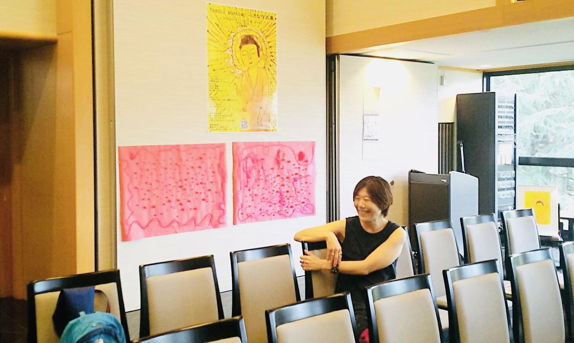 tamaco maekawa 小さな作品展、はじまりました!!!!_c0195362_20481816.jpeg