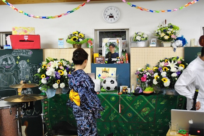 パル初盆祭~おかえりせいじさん~レポートその⑥_a0239665_08395428.jpg