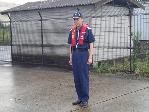 合同パトロールと訓練!_a0077071_17400864.jpg