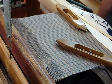 Rさまご注文の『お柱織り』は、秋の風情です。_f0177373_18363433.jpg