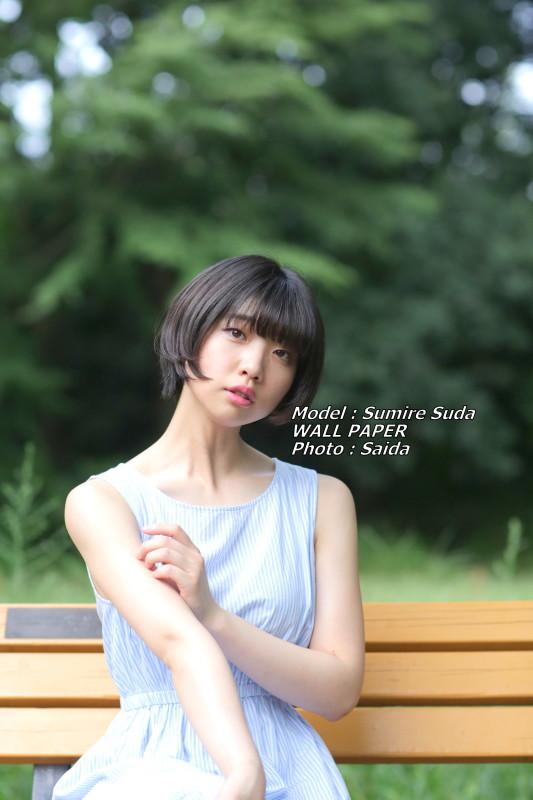 須田スミレ ~井の頭公園 / WALL PAPER_f0367980_00011846.jpg