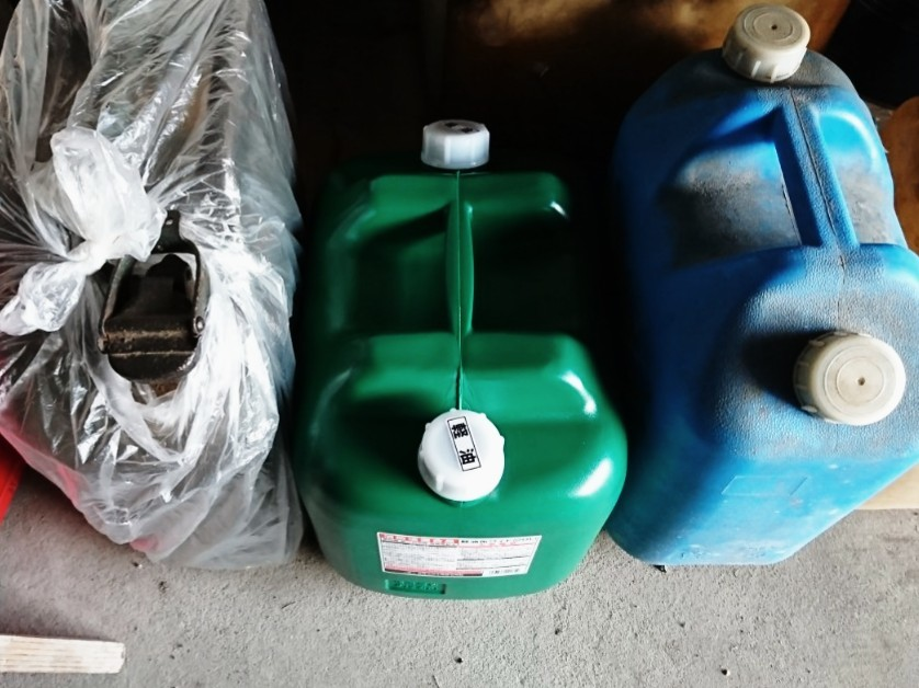 軽油 用 ポリタンク