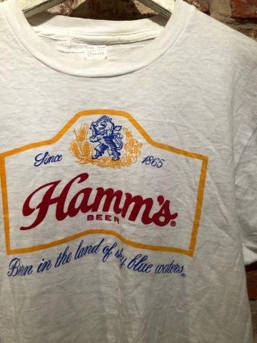 "1970s \"" CHAMPION \"" 100% cotton - HARLEY DAVIDSON NO.1 - VINTAGE 染み込みPRINT Tee SHIRTS ._d0172088_22393347.jpg"
