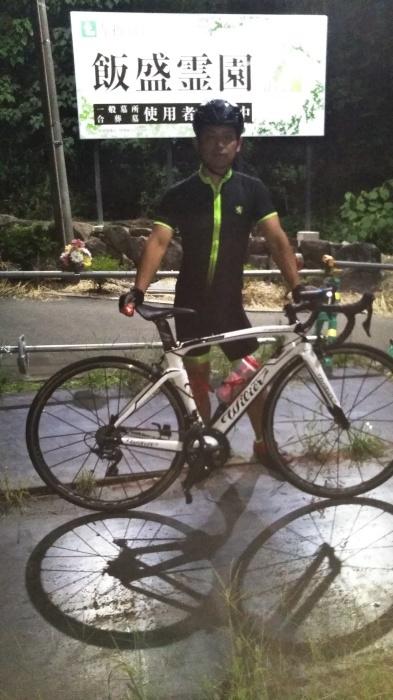 マウンテンサイクリングin乗鞍番外編(清滝峠で出会ったウィリエール)_f0367991_22591557.jpg
