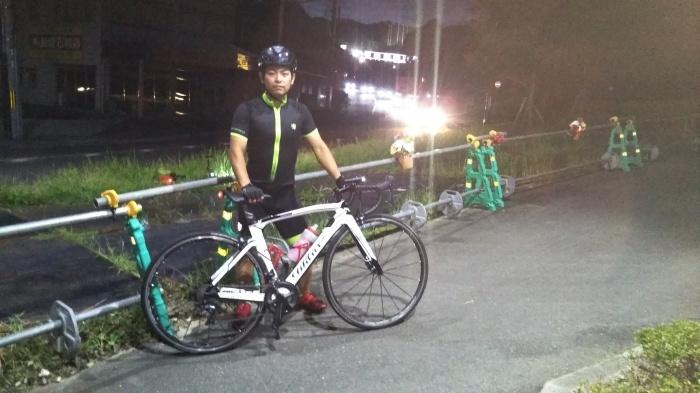 マウンテンサイクリングin乗鞍番外編(清滝峠で出会ったウィリエール)_f0367991_23131281.jpg