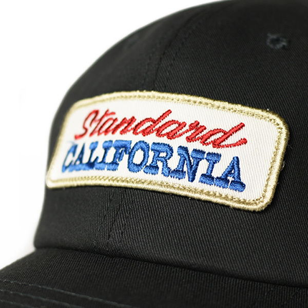 【DELIVERY】 STANDARD CALIFORNIA - Logo Patch Twill Cap_a0076701_15541883.jpg