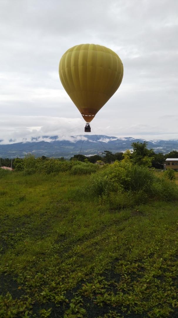 北海道旅行の思い出 ニセコで気球に乗りました_f0076001_23253506.jpg