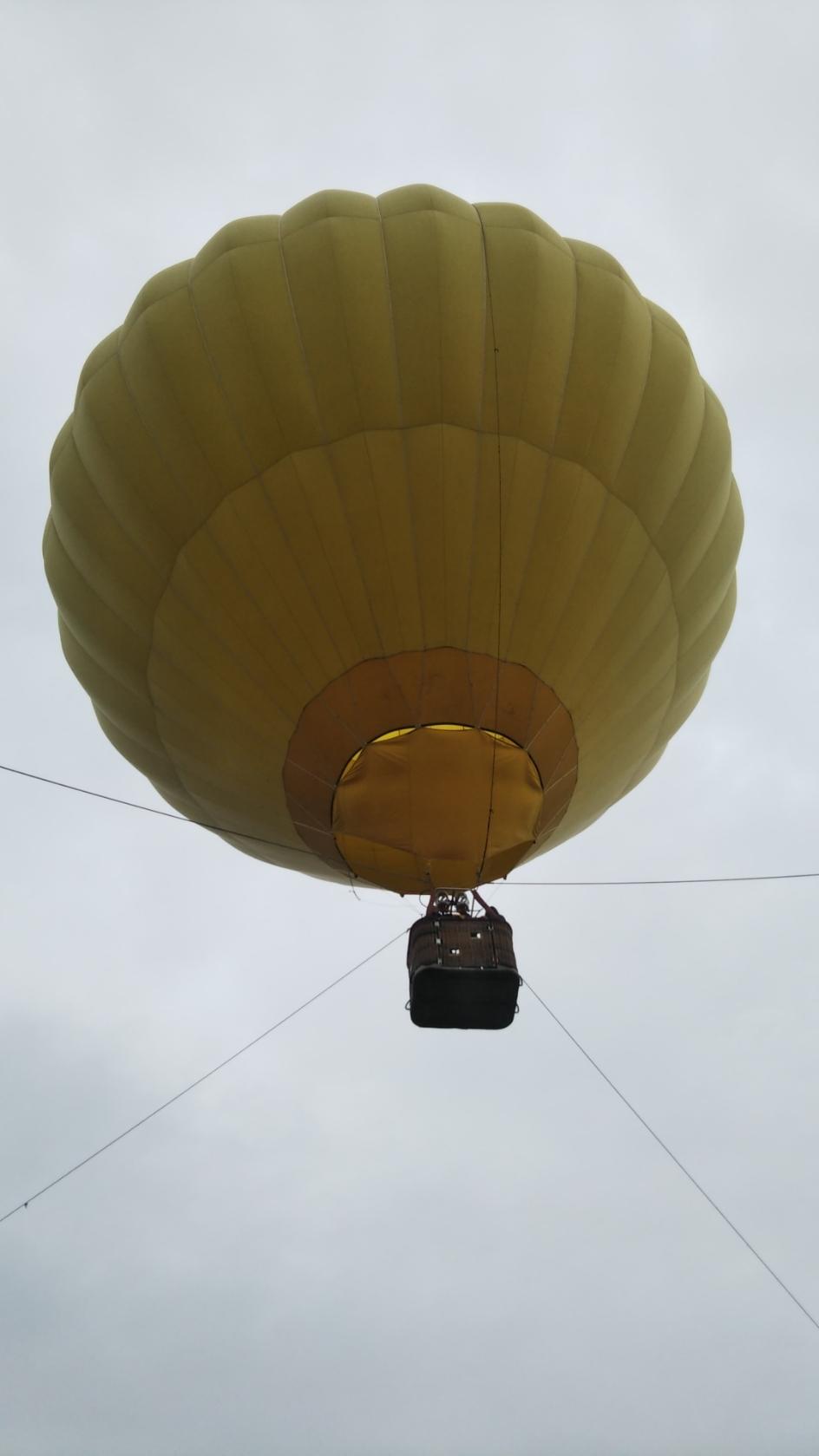 北海道旅行の思い出 ニセコで気球に乗りました_f0076001_23254959.jpg
