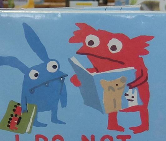 NYの歴史たっぷりな図書館の子ども本コーナー、Jefferson Market Library Children Books Room_b0007805_01270761.jpg