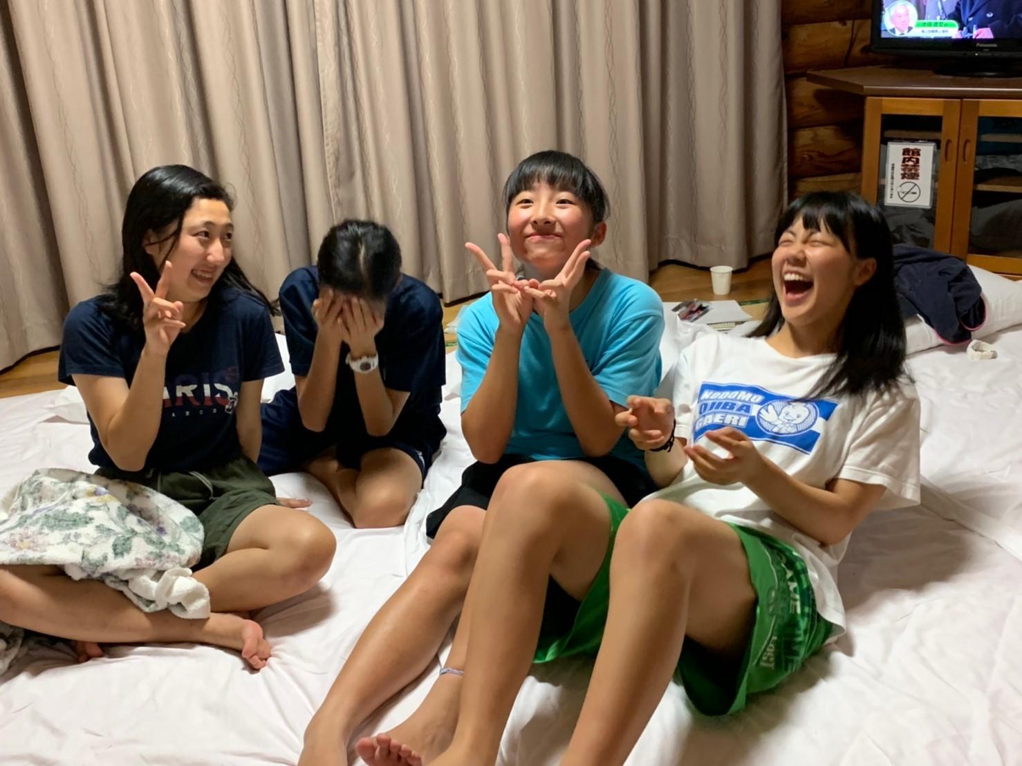 中3夏合宿 子どもたちの写真①_d0116009_08461831.jpg