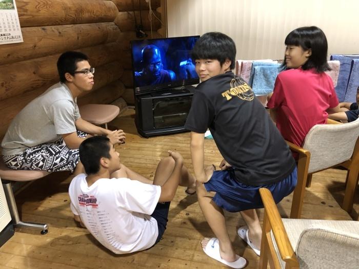 中3夏合宿 子どもたちの写真①_d0116009_08494133.jpg