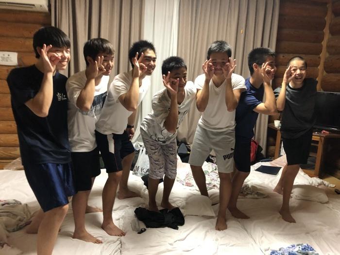中3夏合宿 子どもたちの写真①_d0116009_08555001.jpg