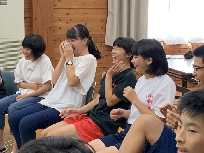 中3夏合宿 子どもたちの写真①_d0116009_08592449.jpg