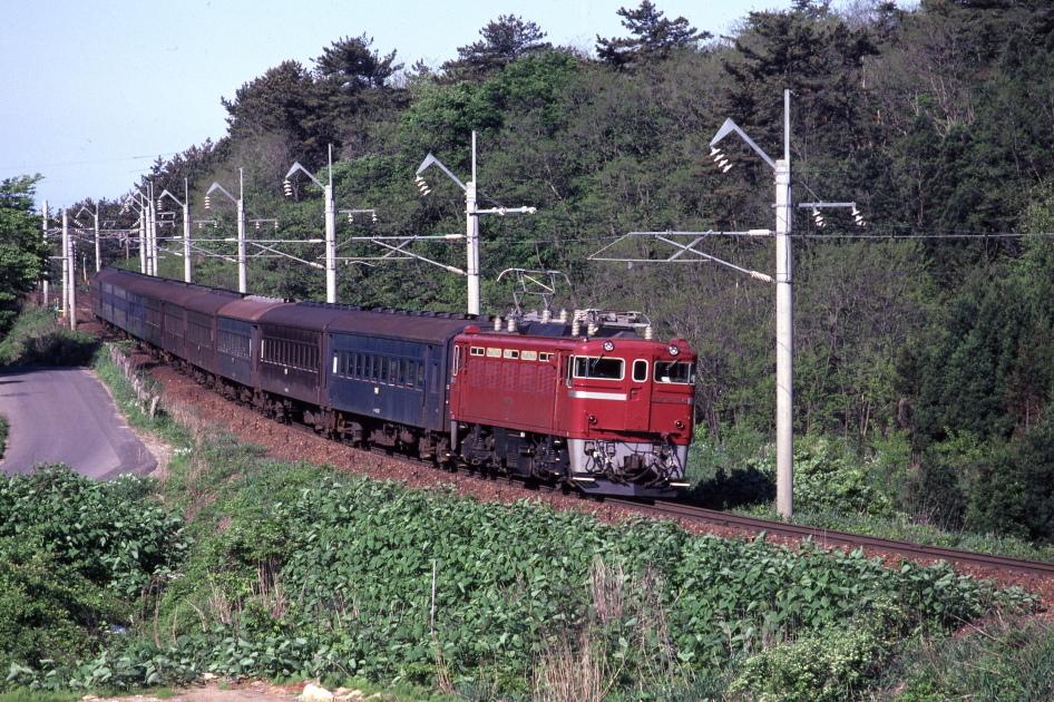 東京を目指して峠を越える - 1984年・奥羽本線 -_b0190710_18595368.jpg