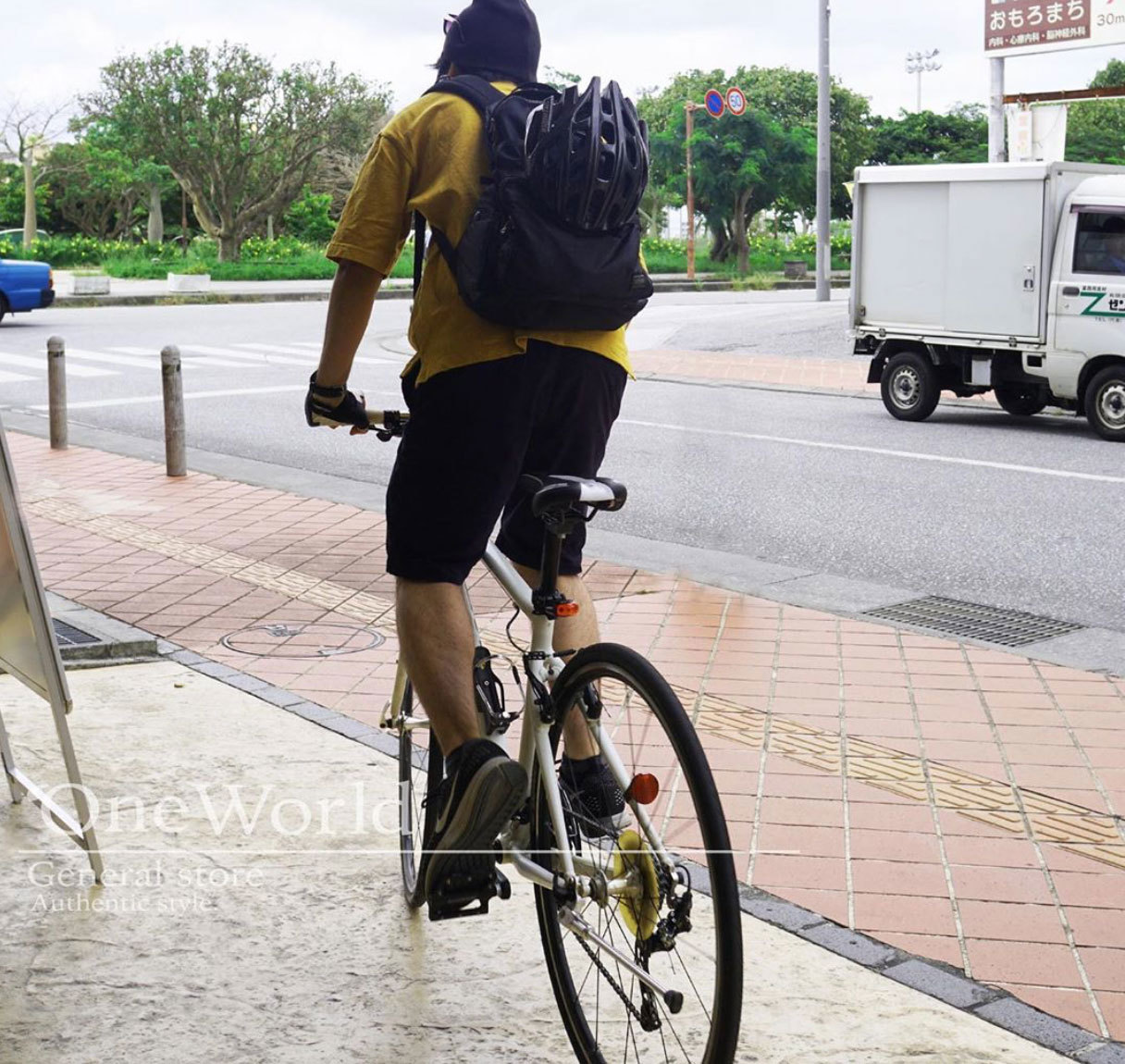 Summer style. -自転車編-_a0155932_11040409.jpg