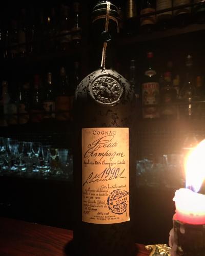 Cognac LHERAUD Petite Champagne 1990_d0011635_16134560.jpg