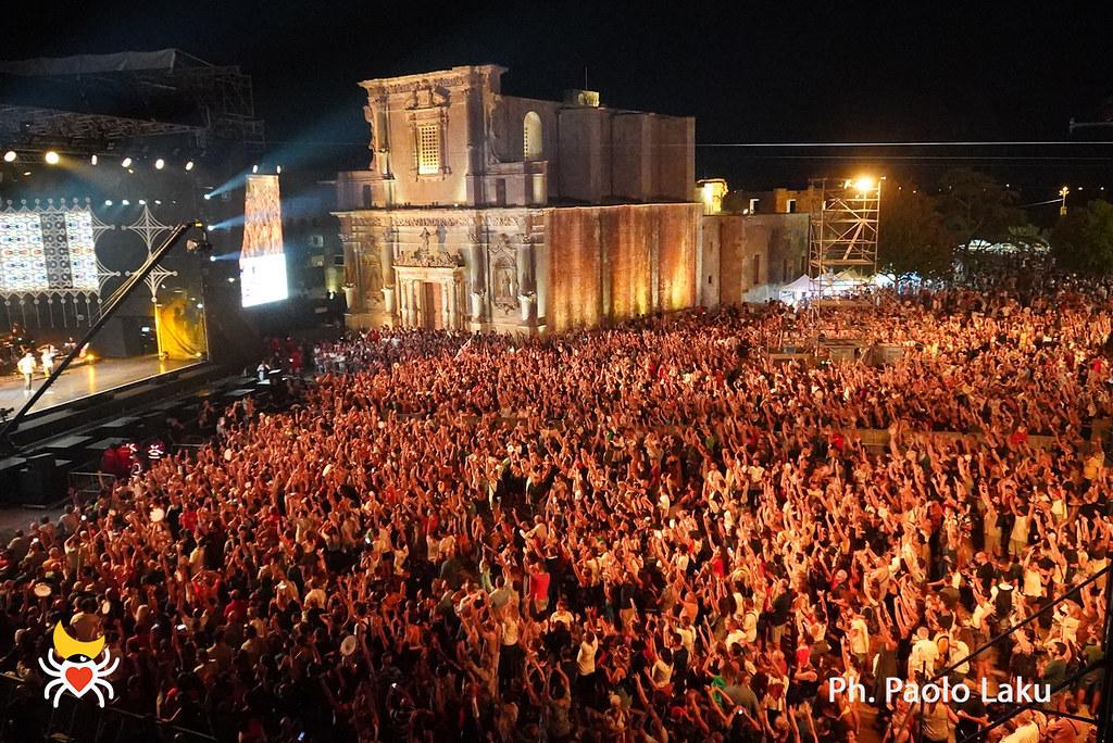 La Notte della Tarantaが今年も開催されました!_b0305039_18543518.jpg