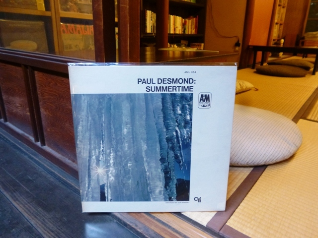 summertime / paul desmond_e0230141_21123038.jpg