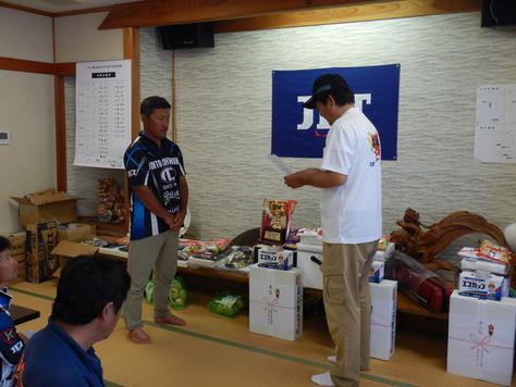 JFTチヌ王座決定戦 森圭一郎2連覇!!_f0175450_7133543.jpg