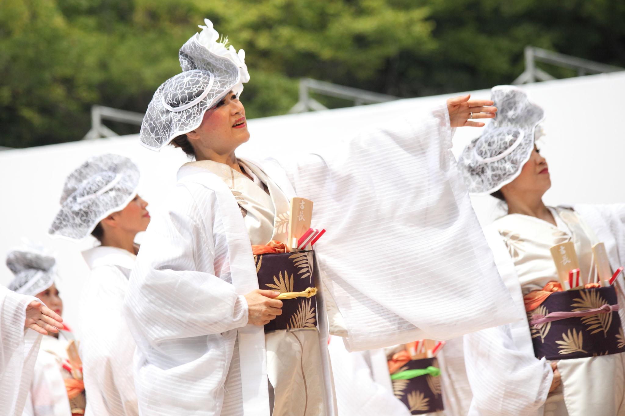 原宿表参道元氣祭スーパーよさこい2019【5】_c0299360_19422866.jpg